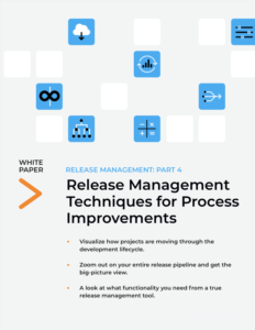 release management process - cover